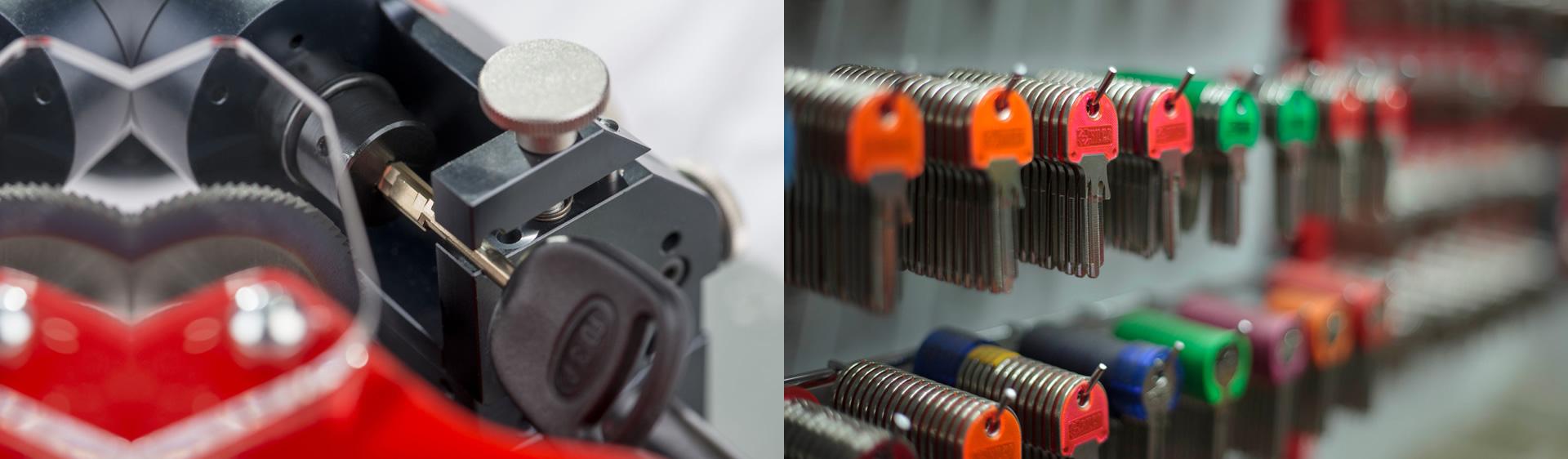 Duplicazione e riproduzione chiavi a Torino